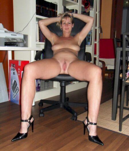 Femme mature très sexy recherche un mec séduisant